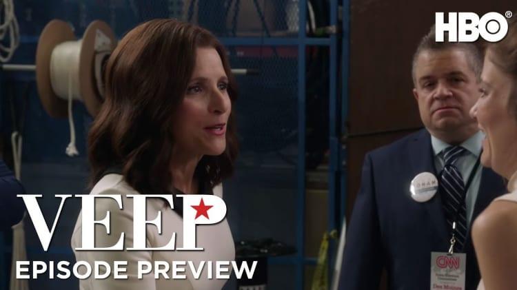 Veep: Season 7 Episode 3 Promo | Veep (2019) | HBO
