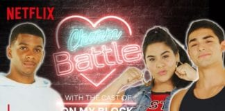 On My Block Cast Charm Battle | Netflix