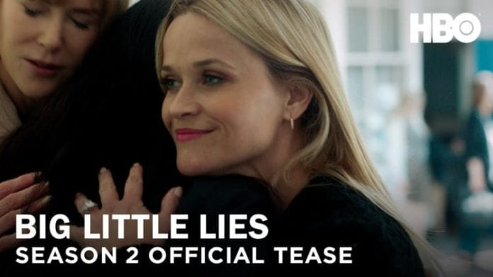 Big Little Lies Season 2 | Official Teaser | HBO
