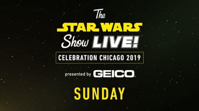 Star Wars Celebration Chicago 2019 Live Stream – Day 3 | The Star Wars Show LIVE!