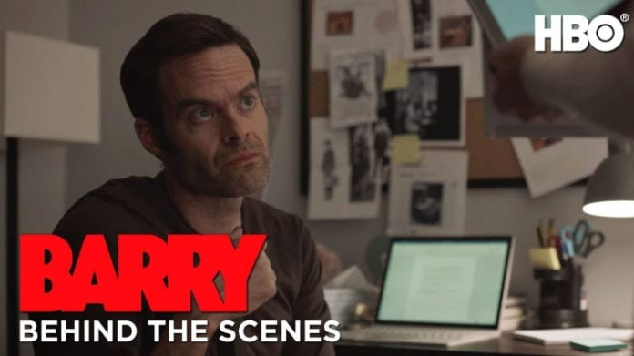 Barry: Behind the Scenes of Season 2 Episode 3 with Bill Hader & Alec Berg | HBO