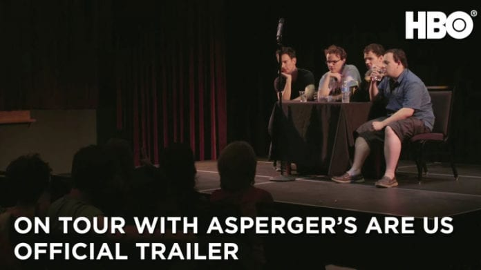 On Tour with Asperger's Are Us (2019) | Official Trailer | HBO