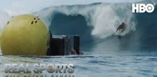 Extreme Cameraman (Official Clip)   Real Sports w/ Bryant Gumbel   HBO