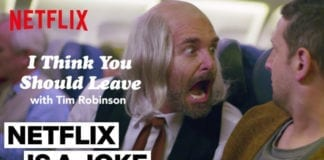 'The Man' ft. Will Forte   I Think You Should Leave with Tim Robinson   Netflix