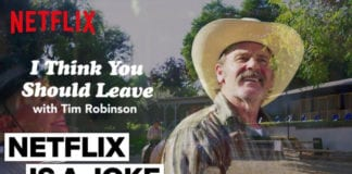 "Tim Robinson's ""Fenton's Horse Ranch"" Sketch 