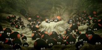 minuscule ladybugs