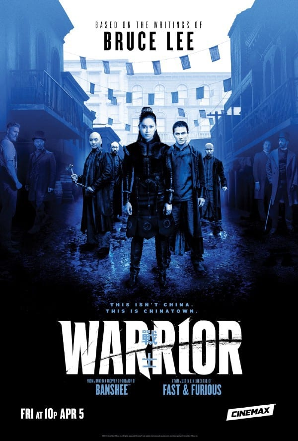 Review: WARRIOR - The World Needs Andrew Koji More Than Ever