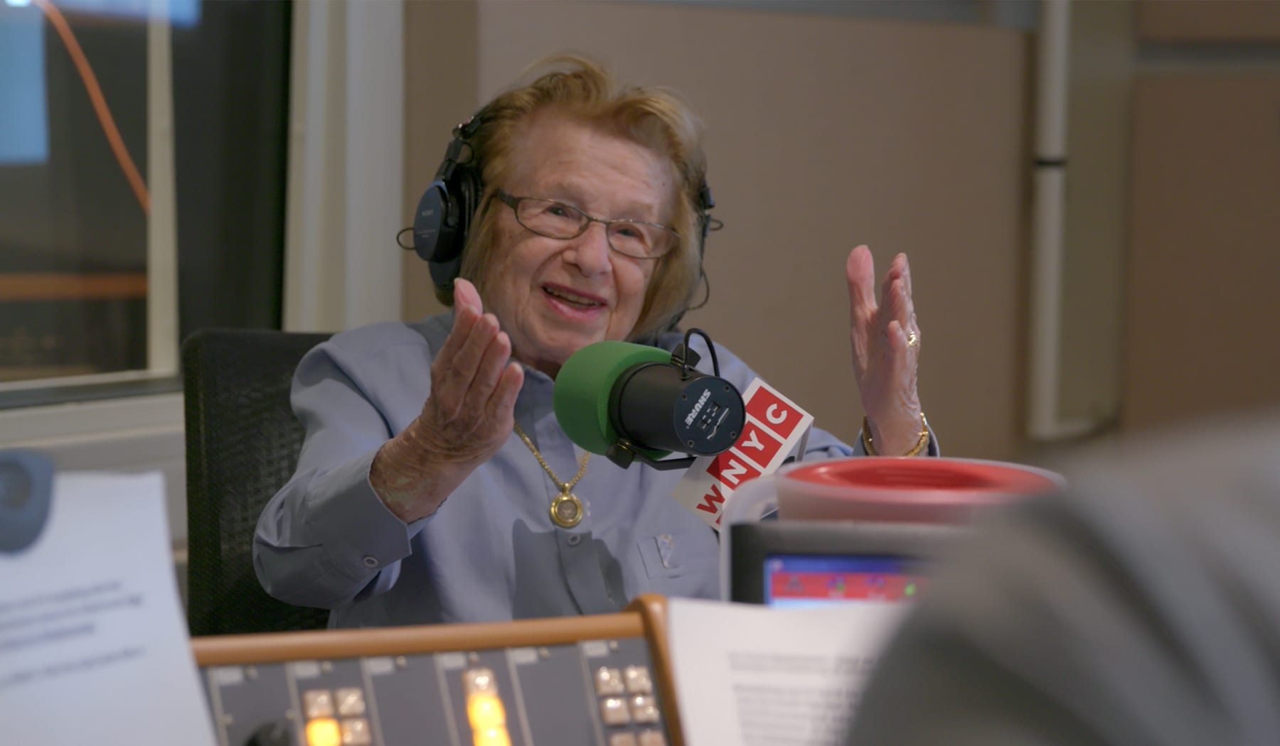 ask dr. ruth radio