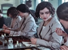 radium girls factory