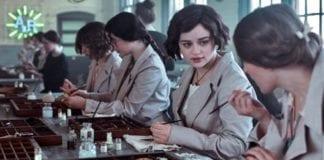 radium girls factory