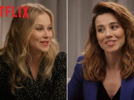 Dead to Me | Christina Applegate and Linda Cardellini Talk New Show | Netflix