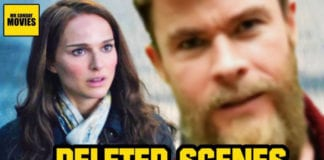 Avengers Endgame – Deleted Scenes & Cancelled Concepts