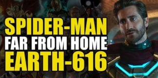 Comic Book Movies Explained Spider-Man Far From Home – Earth 616