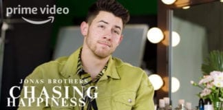 Jonas Brothers' Chasing Happiness – Exclusive: Date Announcement | Prime Video