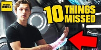 Ten Details Missed In Spider-Man: Far From Home (Trailer Breakdown)
