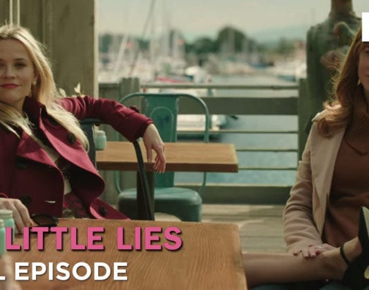 Big Little Lies: Somebody's Dead (Season 1 Episode 1) | HBO