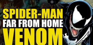 Comic Book Movies Explained Spider-Man Far From Home: Venom