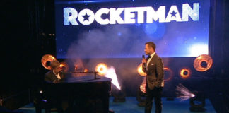 Elton John & Taron Egerton Surprise Performance – Rocketman Cannes Gala Party