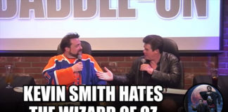 Kevin Smith Hates The Wizard of Oz