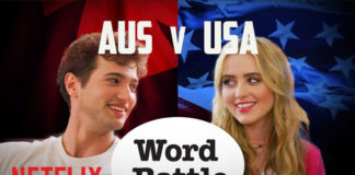 The Society Cast: AUS vs. USA Word Battle | Netflix