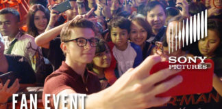 SPIDER-MAN: FAR FROM HOME – Bali Fan Event