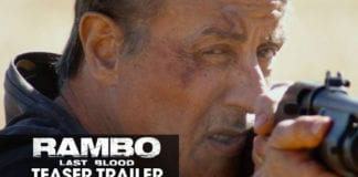 Whoa! Sylvester Stallone's RAMBO: LAST BLOOD Trailer
