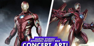 """The Road To Avengers: Endgame"" Concept Art! 