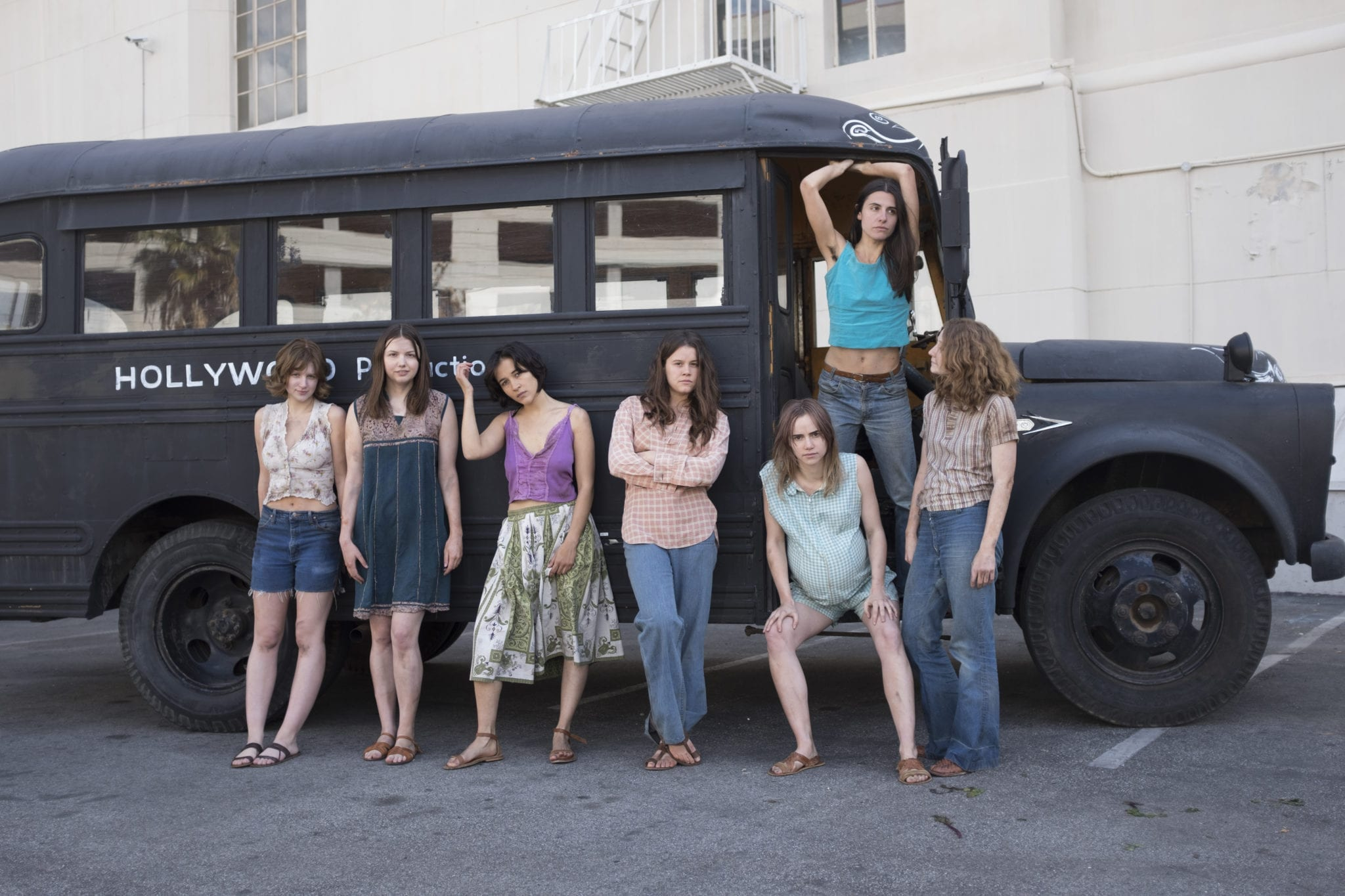 charlie says bus