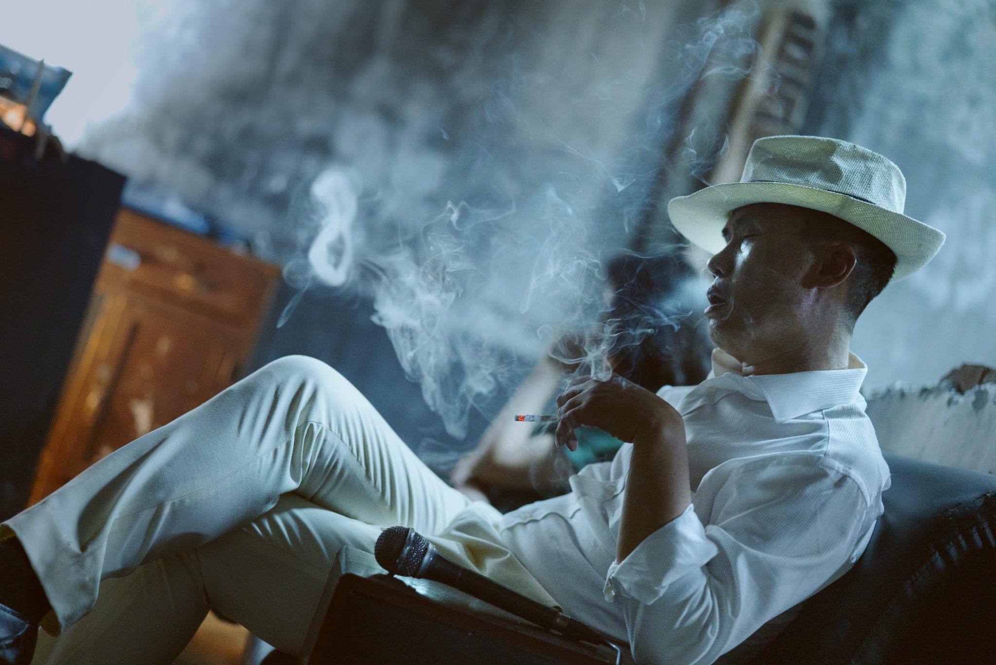 long day's journey into night smoke
