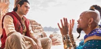 aladdin 2019 review will smith genie