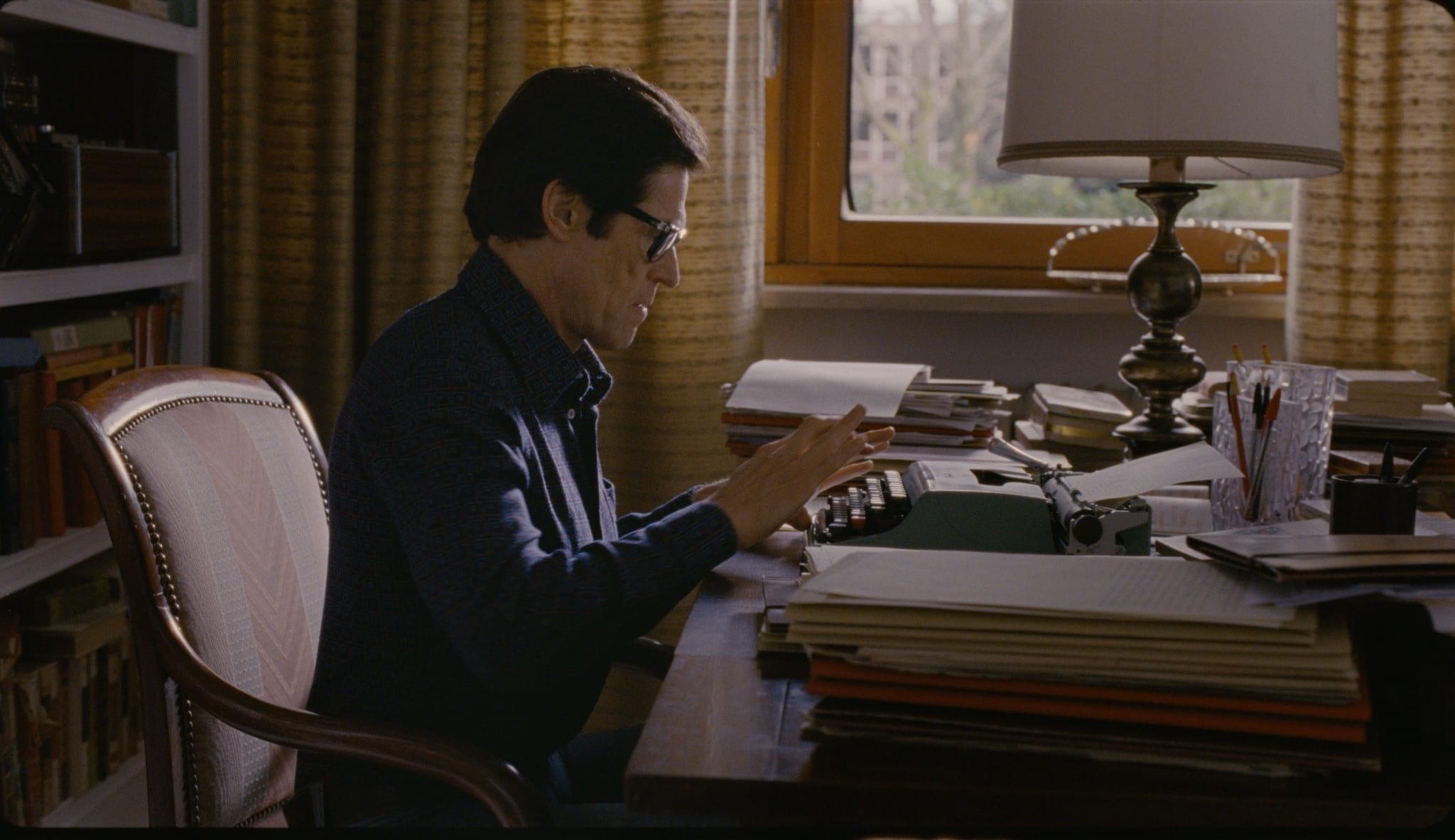 pasolini typewriter