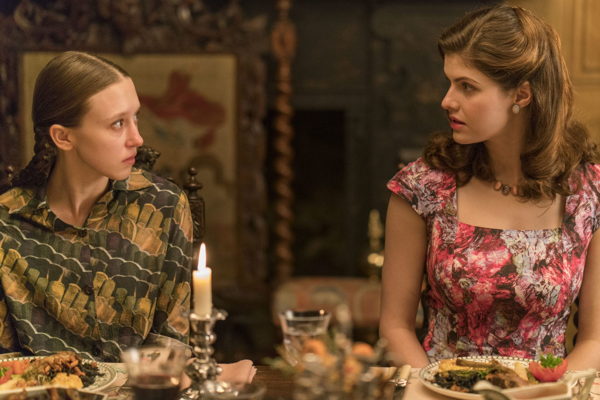 Review: WE HAVE ALWAYS LIVED IN THE CASTLE Is A Beautiful But Bland Old-School Drama 1