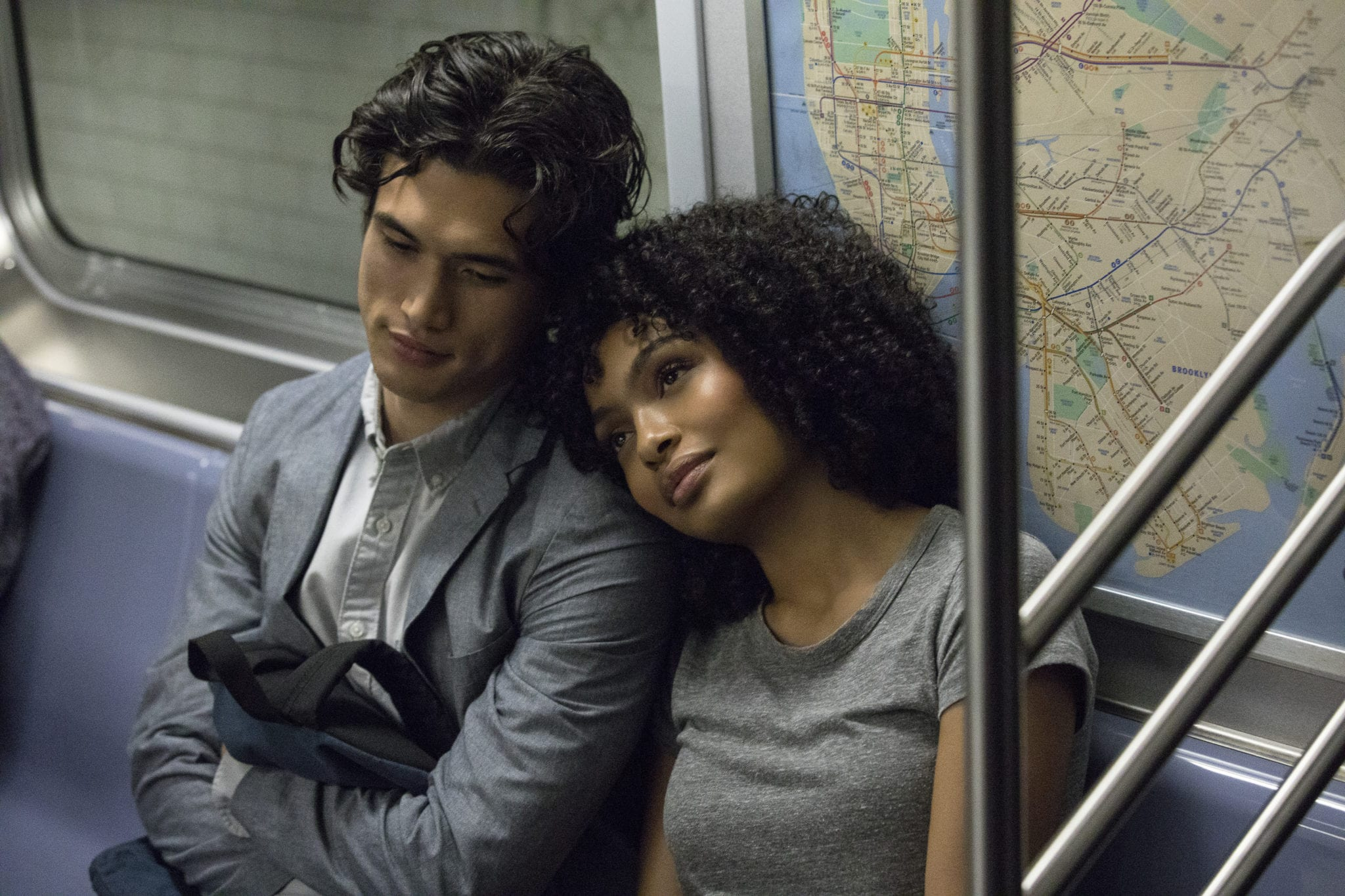 Review: THE SUN IS ALSO A STAR Has More Substance Than Most Romances 1