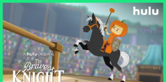 Hulu Gives You THE BRAVEST KNIGHT Trailer