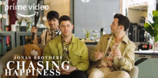 Jonas Brothers' Chasing Happiness – Exclusive: The Nick J Show | Prime Video