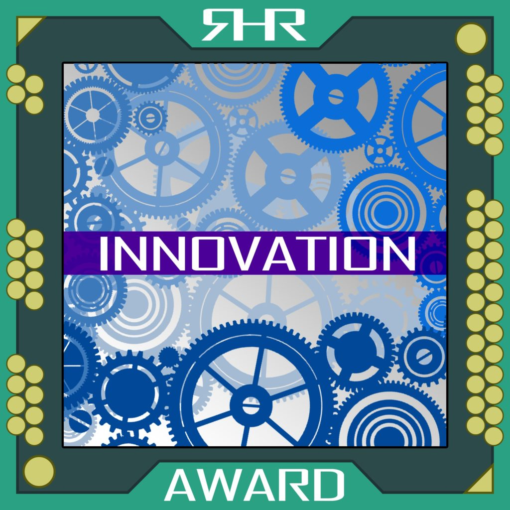RHR innovation Award 1024x1024 - Genius HS-930BT Headset