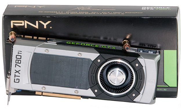 PNY GTX 780 Ti XLR8 Review