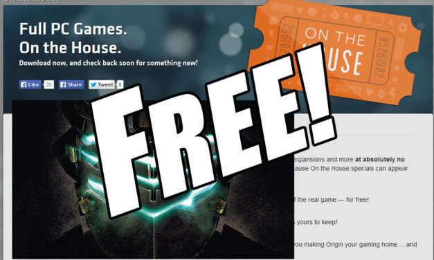 Free Copy of Dead Space