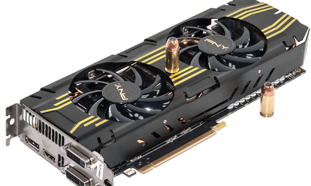 PNY GeForce GTX 770 4GB XLR8 OC2