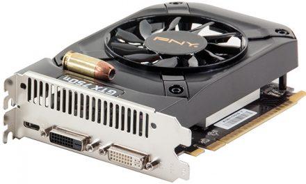 PNY GeForce GTX 750Ti OC