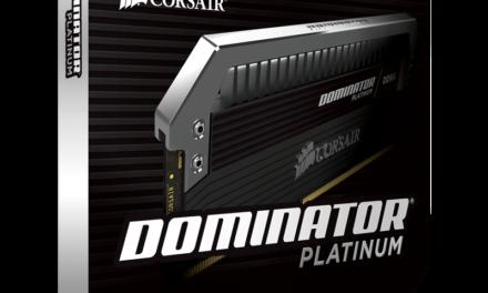 Corsair Vengeance LPX and Dominator DDR4