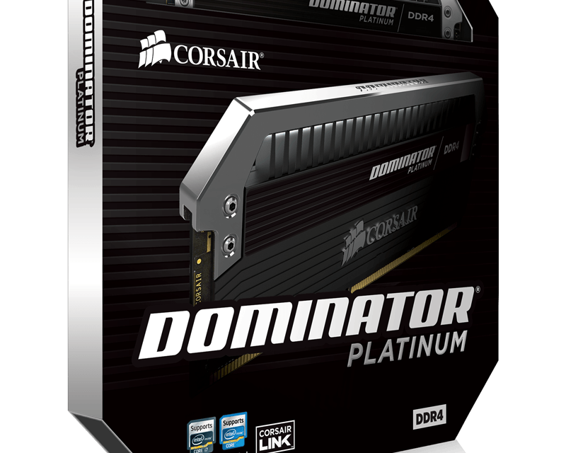 Corsair Vengeance LPX and Dominator DDR4