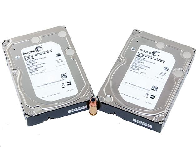 Seagate EC 3.5″ v4 6TB