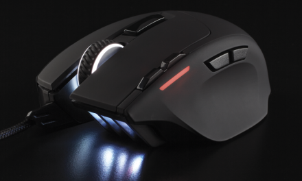 Corsair Sabre RGB Mouse *Press Release*
