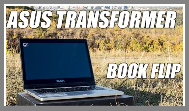 Asus TP300L Transformer Book Flip Overview