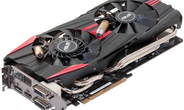 ASUS Radeon R9 280X DirectCU II TOP