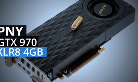 PNY GeForce GTX 970 XLR8 4GB