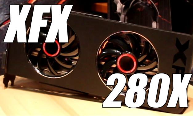 XFX R9 280X DD Unboxing