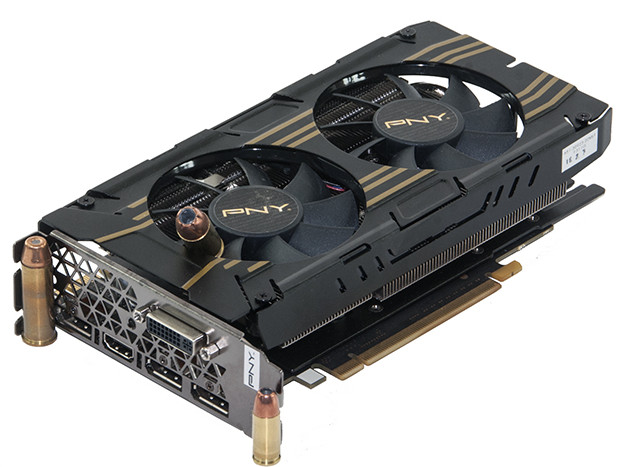 PNY Geforce XLR8 GTX 960 Elite