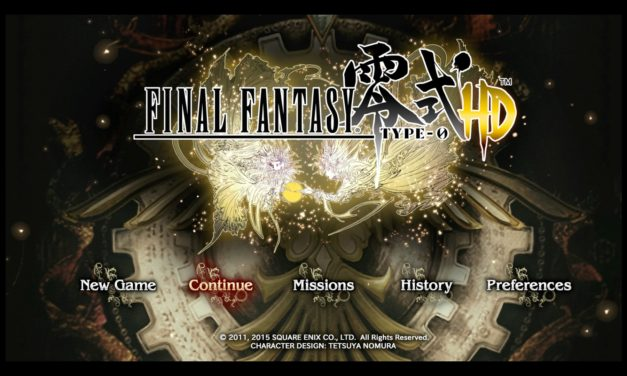 Final Fantasy Type-0
